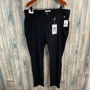 YMI Plus Hyperstretch Skinny Jeans sz 24W NEW